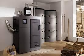 Holzvergaser Wärmeenergie Effizient Gewinnen