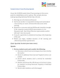 Sample-School-Team-Meeting-Agenda - Ca Rcsd