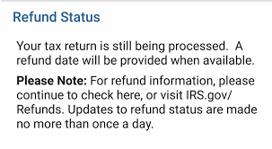 irs resequenced or unpole tax return