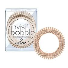 <b>INVISIBOBBLE Slim Bronze Me</b> Pretty - Chatters Hair Salon