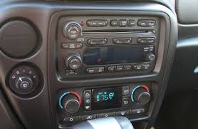 how to install an aftermarket radio in a trailblazer ss 2008 chevrolet trailblazer ss radio install 02