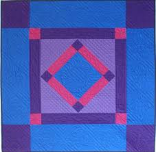 Lancaster Diamond Amish Quilt Hand Quilted By Robyn At Patchwork ... & Lancaster Diamond Amish Quilt Hand Quilted By Robyn At Patchwork Passion  New Amish Quilts Lancaster Pa Adamdwight.com
