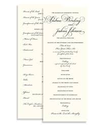 sample wedding program wording sample wedding program wording weddingsrusdeco