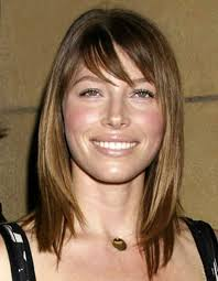 Square Face Bangs Hairstyle 2017 Very Short Straight Hairstyles With Side Bangs For Square Faces