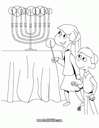 Small Picture Hanukkah Story And Coloring Page Coloring Home
