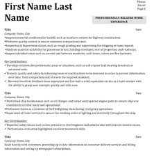 Quality Control Engineer Resume Sample & Template Page 2