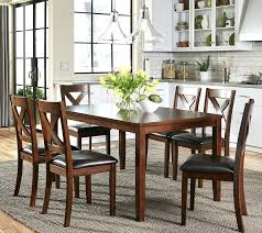 7 piece black dining room set. Black Dining Room Set Inspiring 7 Piece With Kitchen