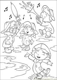 Small Picture 17 best Little Einsteins Coloring Pages images on Pinterest