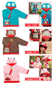 Skip Hop Raincoat Size Chart Baby And Labo Rakuten Global Market Skiphop Skip Hop Zoo