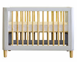 mid century modern baby furniture. Grey Cot - A Modern Baby Mid Century Furniture S