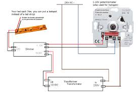 Led Lights How They Work Led Lamps With Halogen Dimmer Electrical Engineering Stack