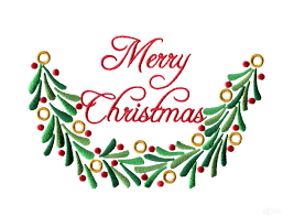 Pictures Of Merry Christmas Design Merry Christmas Embroidery Design