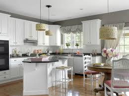 Granite Kitchen Makeovers White High Gloss Wood Kitchen Countertops White U Shaped Kitchen