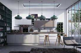 Green And Grey Kitchen 40 Gorgeous Grey Kitchens