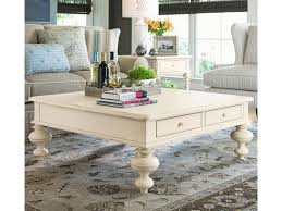 Paula Deen Bedroom Furniture Collection Steel Magnolia Universal Home Put Your Feet Up Square Cocktail Table Baers