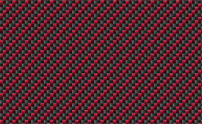 Carbon Fiber Pattern Classy Red Carbon Fiber Pattern Wall Mural Pixers We Live To Change