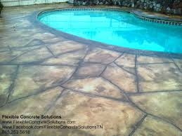 flagstone concrete pool deck coating knoxville tn would love to pool deck resurfacing diy