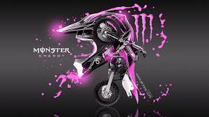pink monster energy logo wallpaper. Modren Logo MonsterEnergyFantasyMotoKawasakiPinkAcid2013 For Pink Monster Energy Logo Wallpaper L