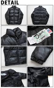 セール off 送料無料 schott ショット down filled leather bubble jacket ラムスキン レザー ダウン ジャケット
