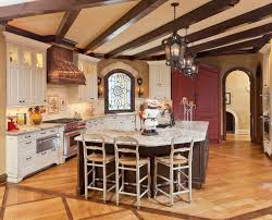 white traditional kitchen copper. Copper Vent Hoods Kitchen Traditional With White Drawers Leather Bar Stools And Counter C