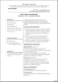 Resume Layout Examples Get Refined And Noticed With This Three Page Template Design 100 35