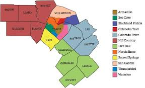 District Lines Size Chart Districts Boy Scouts Of America Capitol Area Council