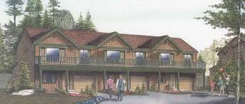 d 470 triplex house plans vacation house plans row house plans d
