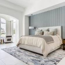 Superb Gray Contemporary Master Bedroom With Sitting Niche