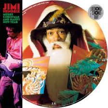 <b>Jimi Hendrix</b> - <b>Merry</b> Christmas And Happy New Year - Vinyl Picture ...