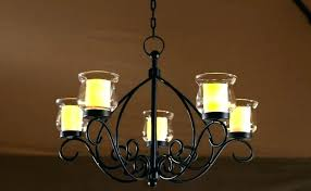 real candle chandelier full size of round wood chandeliers for outdoor mason jar and solar hanging