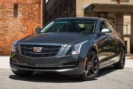 2017 Cadillac ATS Overview | Cars.com
