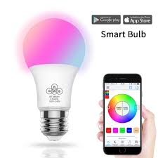 Hao Deng Lights Us 7 82 54 Off 2018 Magic Blue 4 5w E27 Rgbw Led Light Wifi Bulb Smart Lighting Bluetooth Lamp Color Change Dimmable Ac85 265v For Home Hotel In Led