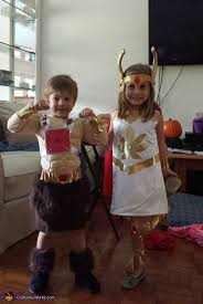 he man and she ra costume