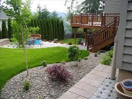 cheap backyard ideas no grass. cheap landscaping ideas no grass backyard to in yards images on pinterest exquisite small t