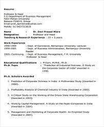 Management Resume Templates - Pdf, Doc | Free & Premium Templates