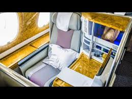 Emirates Flight Ek210 Seating Chart Seat Review Emirates Business Class Seat Aboard The Airbus