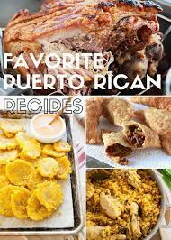 Mom s authentic puerto rican rice and beans ambitious kitchen. Favorite Puerto Rican Dishes The Noshery
