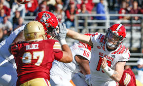 Wake Forest Football Depth Chart Nc State Vs Wake Forest Depth Chart With Notes Pack