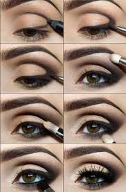 remember that any colour can work and diffe eyelashes really change the way your eye makeup
