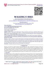 walking journal walking e bike