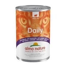 <b>Almo Nature Daily</b> Menu Adult Cat Rabbit <b>консервы</b> для взрослых ...