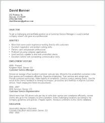 Examples Of Customer Service Skills For Resume Customer Service