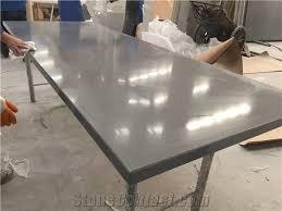 heat resistance grey quartz stone quartz crystal countertops