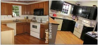 chalk paint cabinets before and between before and between e before and between