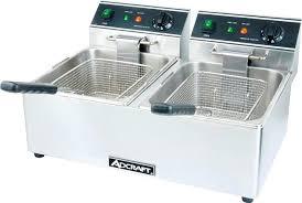 waring wdf1000 10 lb commercial commercial countertop deep fryer used commercial countertop deep fryer