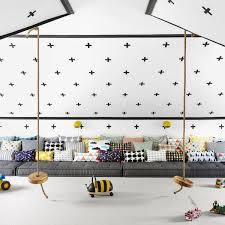 Seven key ways to add colour to neutral kids' spaces