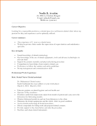 Dental Assistant Cover Letter For Resume Free Resume Example And
