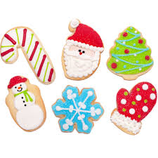 Now its work perfect and you. A Dozen Decorated Christmas Cookies Barbee Cookies