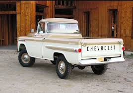 1958 Chevrolet Cameo pickup Uncle Joe Plummer had this exact truck ...