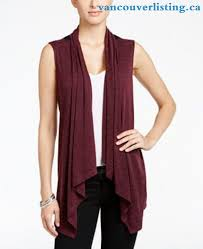 women s style co dd vest only at macy s